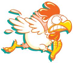 Running Chicken 6