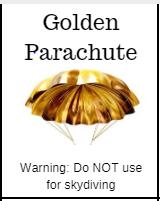 Golden Parachute Card